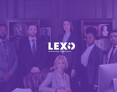 Lexio Law Office Branding