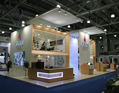 Pacific Booth Design: World Petroleum Congress 2014
