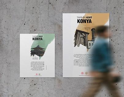 Konya Promotional Poster