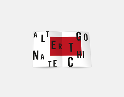 FONT PUBLICATION | Alternate Gothic