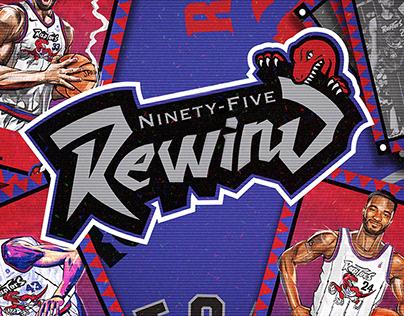 Toronto Raptors - Ninety-Five Rewind 19/20 Campaign