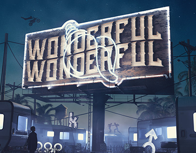 The Killers - Wonderful Wonderful