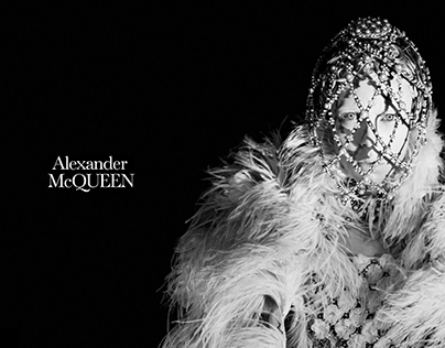 Alexander McQueen — E-Commerce Redesign Concept