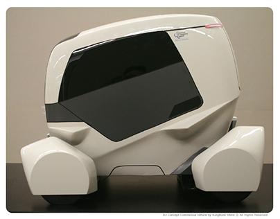 DJ concept commercial vehicle