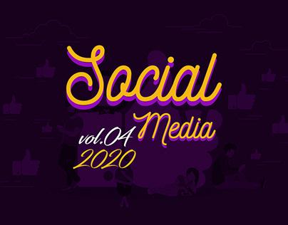 social media designs 2020 vol 04