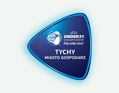 UEFA EURO U21 Championship in Tychy, Poland