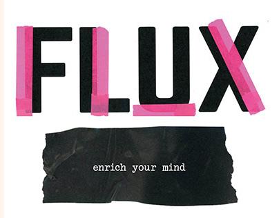 Flux - Brand identity