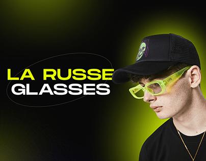 La Russe glasses online-store