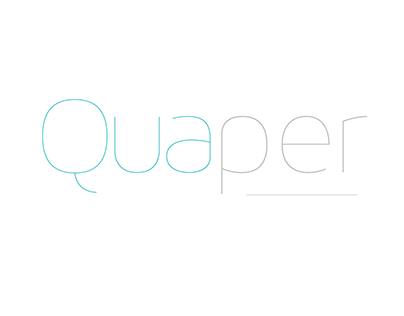 Quaper: Recyclable Paper Colour Palette