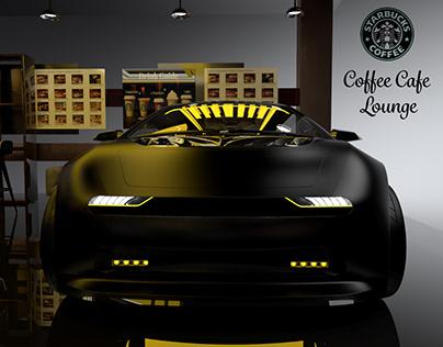 Autonomous Vehicle for Starbucks - Café Coffee Longue