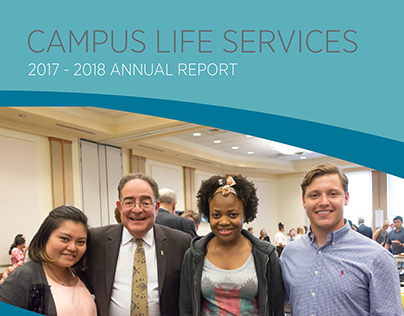 Annual Report: 2017 - 2018 Campus Life Services