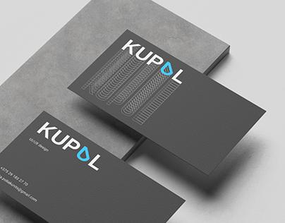 KUPOL UI/UX design