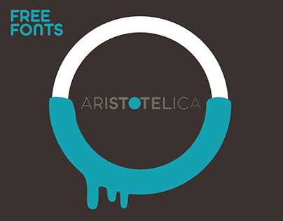 ARISTOTELICA type system - 29 weights free fonts