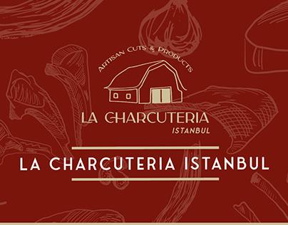 Emre Ezelli / La Charcuteria Branding Design