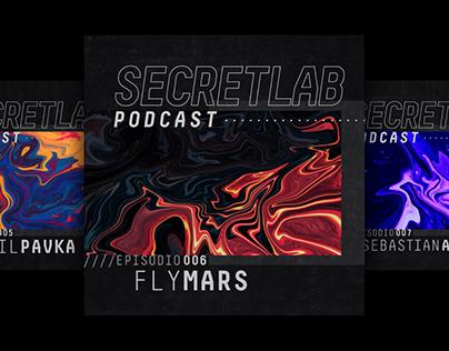 Secret Lab Podcast • Cover Art