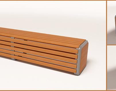 """Bench """"Sailo"""""""