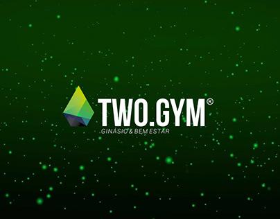 Two Gym Social Media