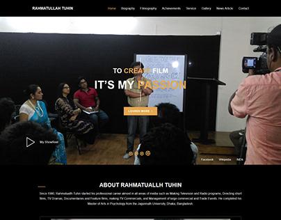 Rahmatullah Tuhin – Bangladeshi film maker