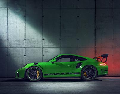 Porsche 911 GT3 RS