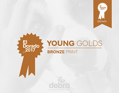 Bronze Young Golds El Dorado Festival 2017