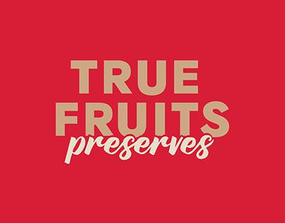 True Fruits Preserves