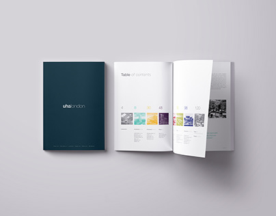 uhalondon projects book