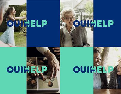 OUIHELP - BRANDING
