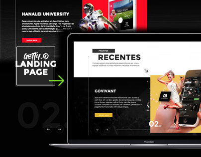 Landing Page | Getty.io
