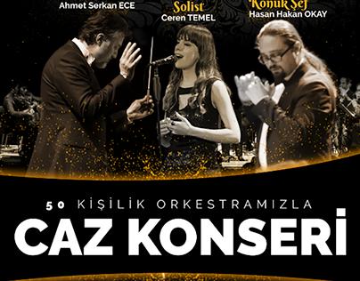 BAİBÜ Caz Konseri