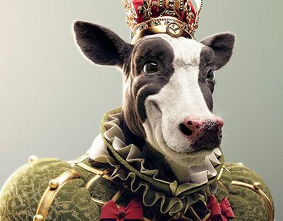 Royal Bull & Cow