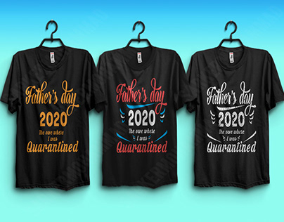 Fathers Day T-shirt 2020