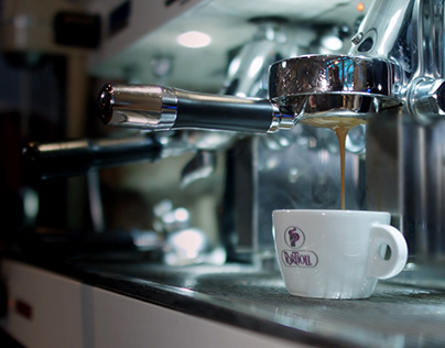 Portioli cafe photo/video shooting