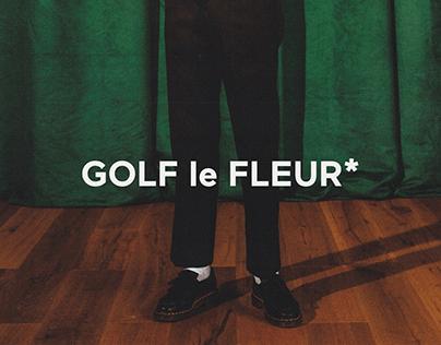 Golf le Fleur Website