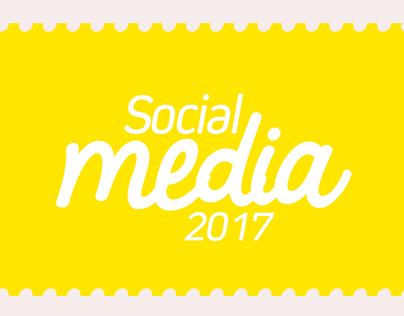 Redes Sociais 2017