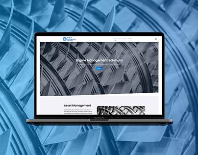 Engine Management Solutions - Responsive Website Design