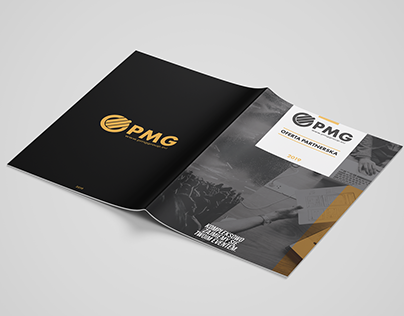Partnership Booklet for PMG Group