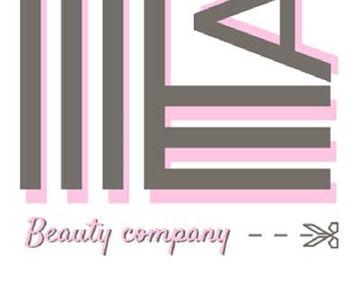 Beauty company LOGOS