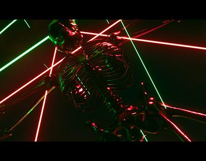 紅-裸模MV