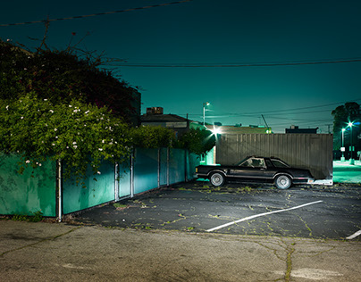 The Dark Side of L.A. with Markus Wendler | CGI