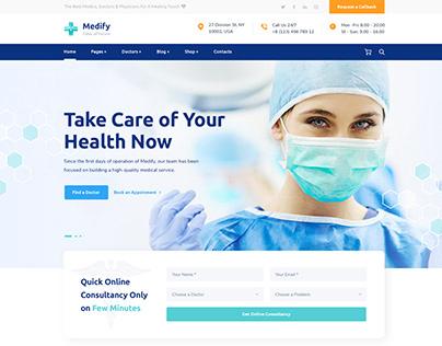 Medify - Clinic of Future