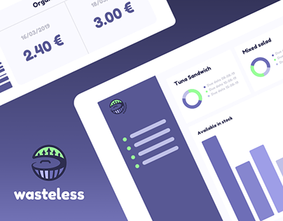 Wasteless: Analytical Platform for grocery stores