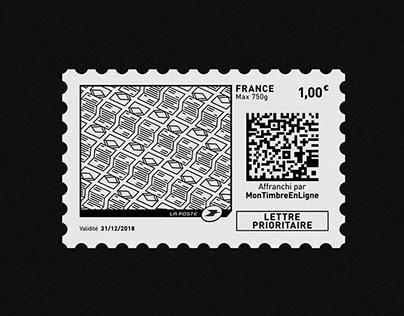 La Poste - Mon timbre en ligne