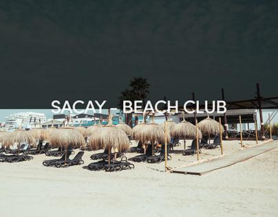 SACAY - BEACH CLUB