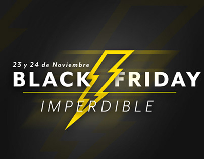 Black Friday Campaign for MZ International