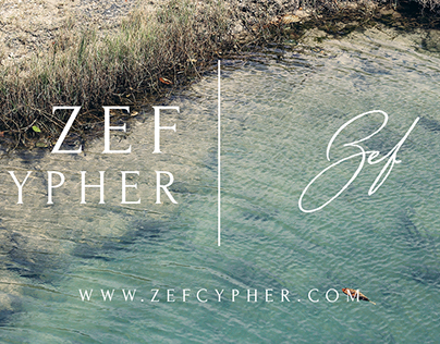 Zef Cypher Branding & Creative Direction