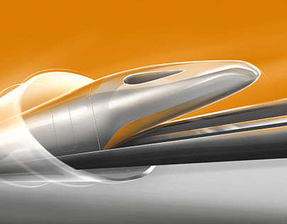 hyper poland: exterior design and animation