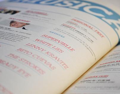 Revista Dale - Editorial