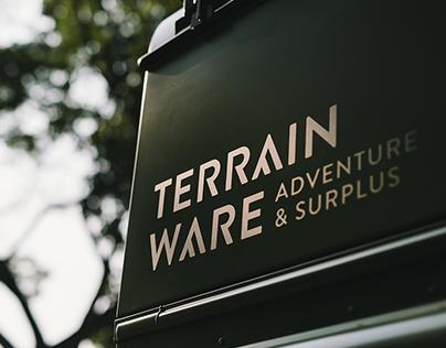 Terrainware—Branding an Outdoor Gear Shop