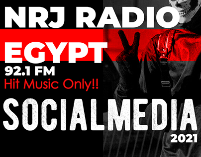 NRJ Radio Egypt -Rebranding