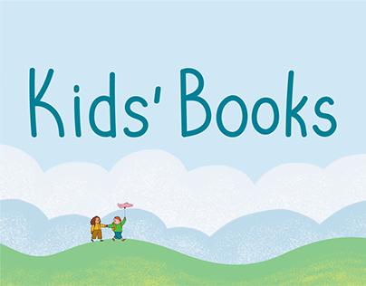 Kids' Books Illustrations 2020